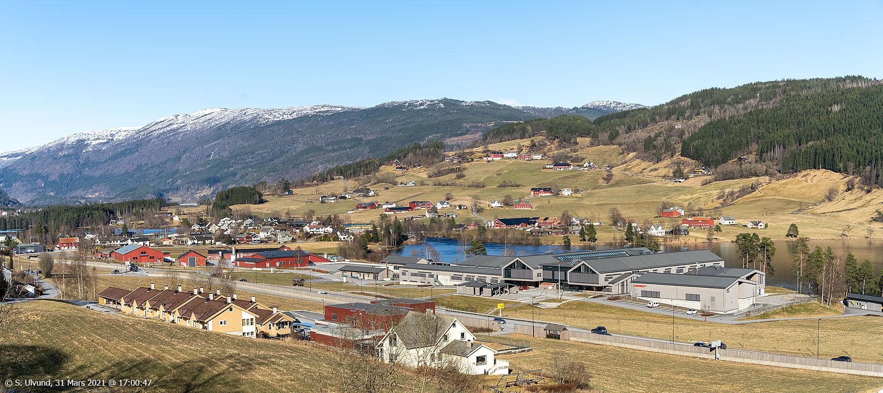 Voss Jordbruksskule, Gjerdebu Dagavdeling